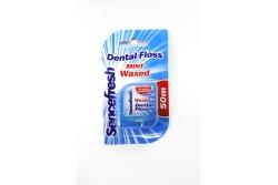 Зубная нить Sencefresh 50 m