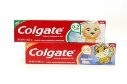 Зубная паста Colgate junior 50 ml