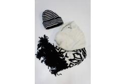Шапки + шарфы H-G-S